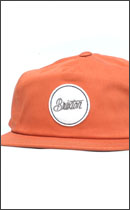 BRIXTON - REED -Burnt Orange-