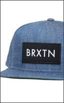 BRIXTON - RIFT -Denim-