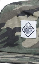 Know1edge - SQUARE -Camo-