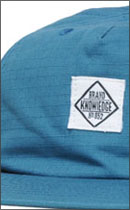 Know1edge - SQUARE -Teal Ripstop-