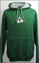 RAH - r.LEAGUE TWO‐TONE PULL OVER PARKA -Green/Grey-