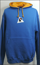 RAH - r.LEAGUE TWO‐TONE PULL OVER PARKA -Royal/Yellow-
