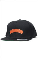 SEVENTY FOUR - BASE BALL CAP -Black-