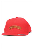 SEVENTY FOUR - BASE BALL CAP -Red-