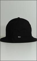 RULER - MILITIA FATIGUE HAT -Black-