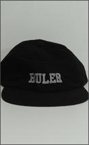 RULER - DD LOW-PROFILE POLYESTER CAP -Black-