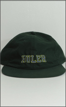 RULER - DD LOW-PROFILE POLYESTER CAP -Green-