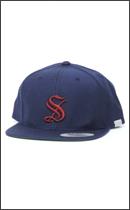 SEVENTY FOUR - BASEBALL CAP -Navy-