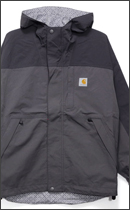 Other Brand - SHORELINE VAPOR JACKET-Charcoal-