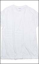 tokyo gimmicks - UNDER WEAR -White-