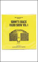 CD - DJ SCARFACE & NIPPS / SONNY'S SHACK RADIO SHOW Vol.1