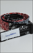 tokyo gimmicks - ONE AND ONLY SERIES BANDANA BELT -2-