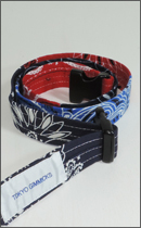 tokyo gimmicks - ONE AND ONLY SERIES BANDANA BELT -1-