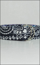 tokyo gimmicks - ONE AND ONLY SERIES BANDANA D-RING BELT -11-