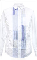 tokyo gimmicks - ONE AND ONLY SERIES PW SHIRTS - White , Size:S -