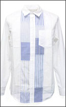 tokyo gimmicks - ONE AND ONLY SERIES PW SHIRTS - White , Size:M -