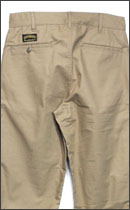 SEVENTY FOUR - CHINO UTILITY WORK PANTS -Beige-