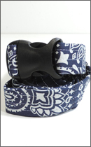 tokyo gimmicks - ONE AND ONLY SERIES BANDANA BELT -Navy-