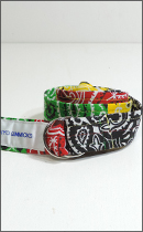 tokyo gimmicks - ONE AND ONLY SERIES BANDANA D-RING BELT -01-