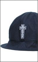 RAH - CROSS STORE SIGN T/C TWILL SOLID HAT -Black-