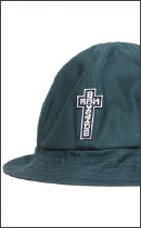 RAH - CROSS STORE SIGN T/C TWILL SOLID HAT -Green-