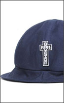 RAH - CROSS STORE SIGN T/C TWILL SOLID HAT -Navy-