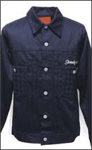 SEVENTY FOUR - SEVENTY FOUR TYPE 2 TWILL JACKET -Navy-