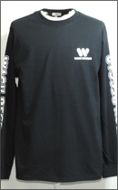 Other Brand - WACK BEGGAR LONG SLEEVE TEE -Black-