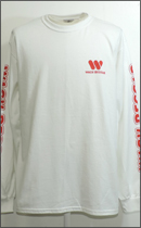 Other Brand - WACK BEGGAR LONG SLEEVE TEE -White-