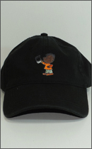 Other Brand - NOT DEALER 6PANEL CAP -Black-