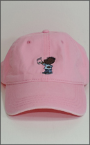 Other Brand - NOT DEALER 6PANEL CAP -Pink-