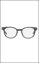 CALEE - BOSTON GLASSES -Black x Clear-