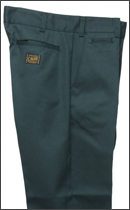 CALEE - T/C TWILL CHINO PANTS -Green-