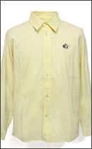 RULER - REBEL-LION DUNGAREE SHIRTS -Yellow-